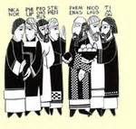 Deacons Greek Jews Acts 6