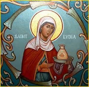 Acts 16 St. Lydia