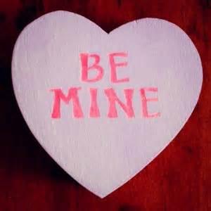 heart - conversation, be mine