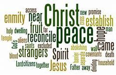 Eph 2-14 word cloud