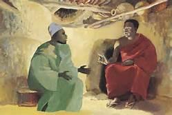 Jesus and Nicodemus, JesusMAFA