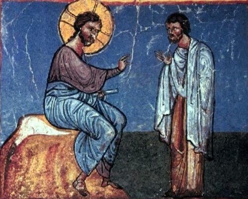 Mark 10-21 Jesus-Christ and-the-rich-man