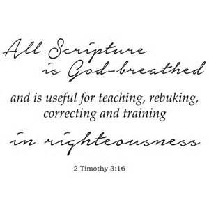 2 Tim 3-16 Scripture God-breathed, script