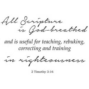 2 Tim 3-16 Scripture God-breathed, script