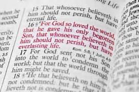 John 3-16 so loved, bible