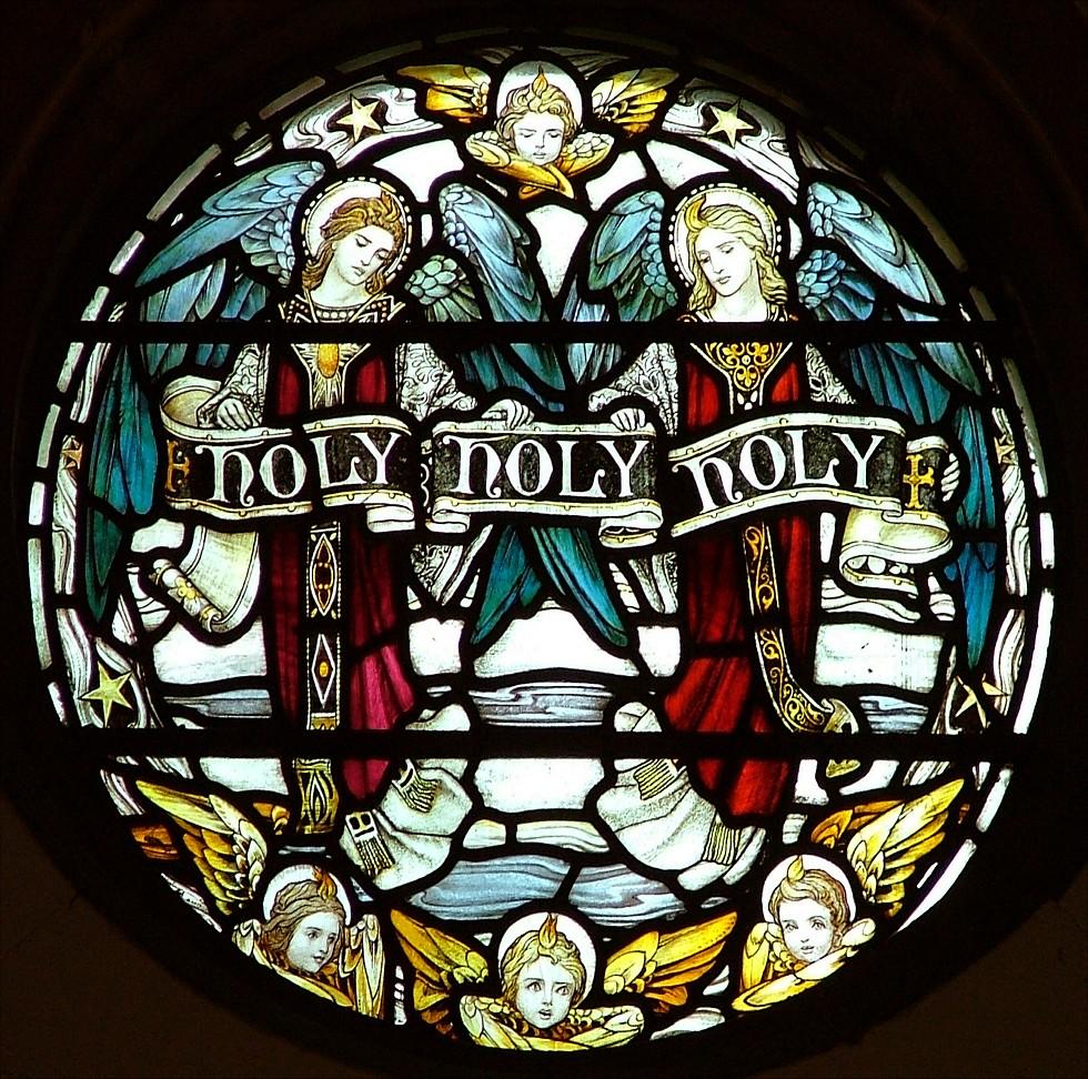 Isa 6-3 sanctus-holy-holy-holy
