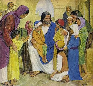 jesus loved-children-clive-uptton