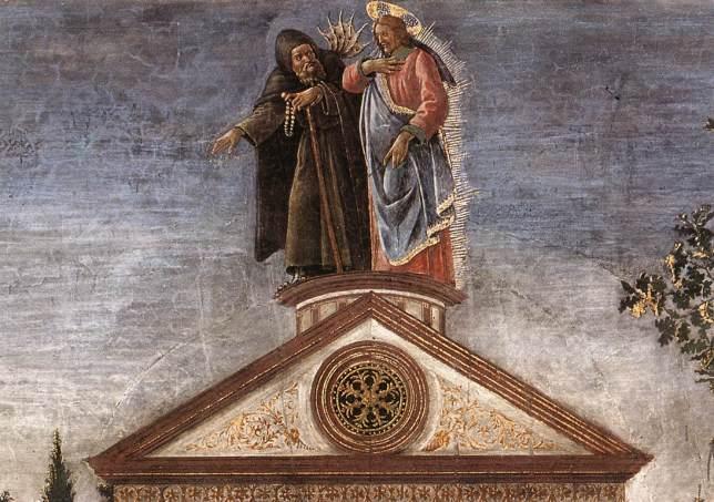 Jesus The-Temptation-of-Christ-Botticelli