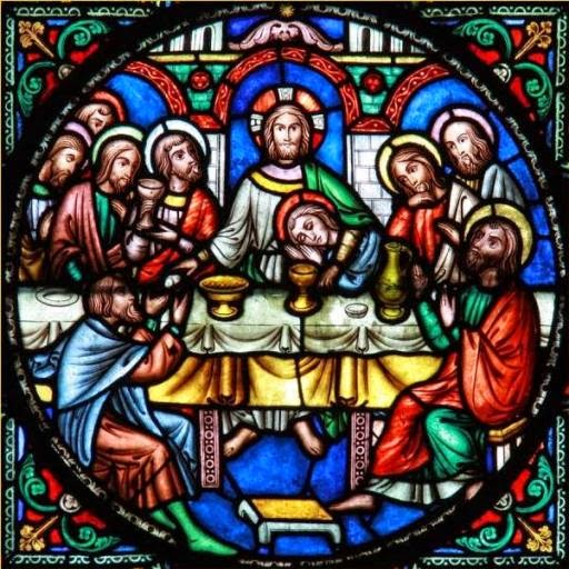 Jesus Last Supper, 2