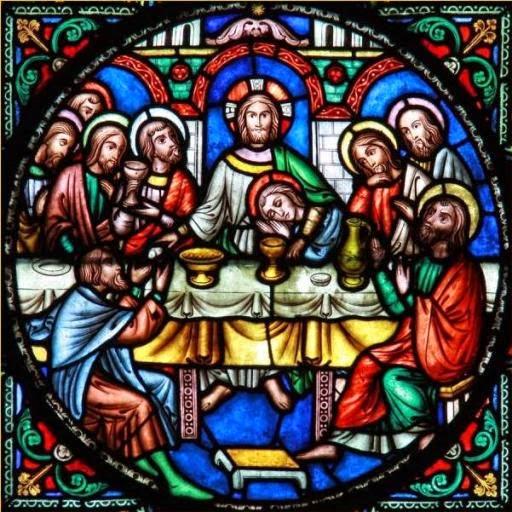 Jesus Last Supper, 2