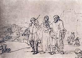 Luke 24 road-to-emmaus-rembrandt