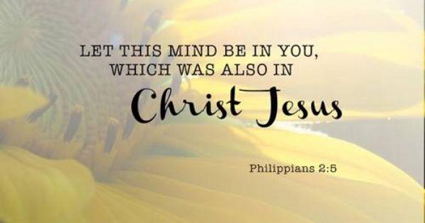 Phil 2-5 same mind